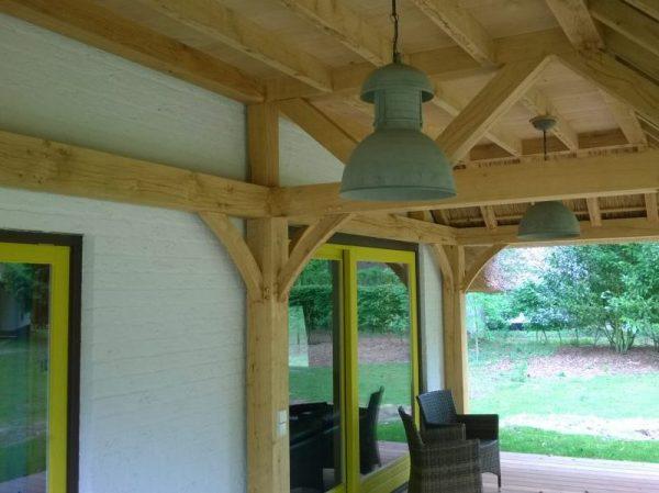 veranda overkapping